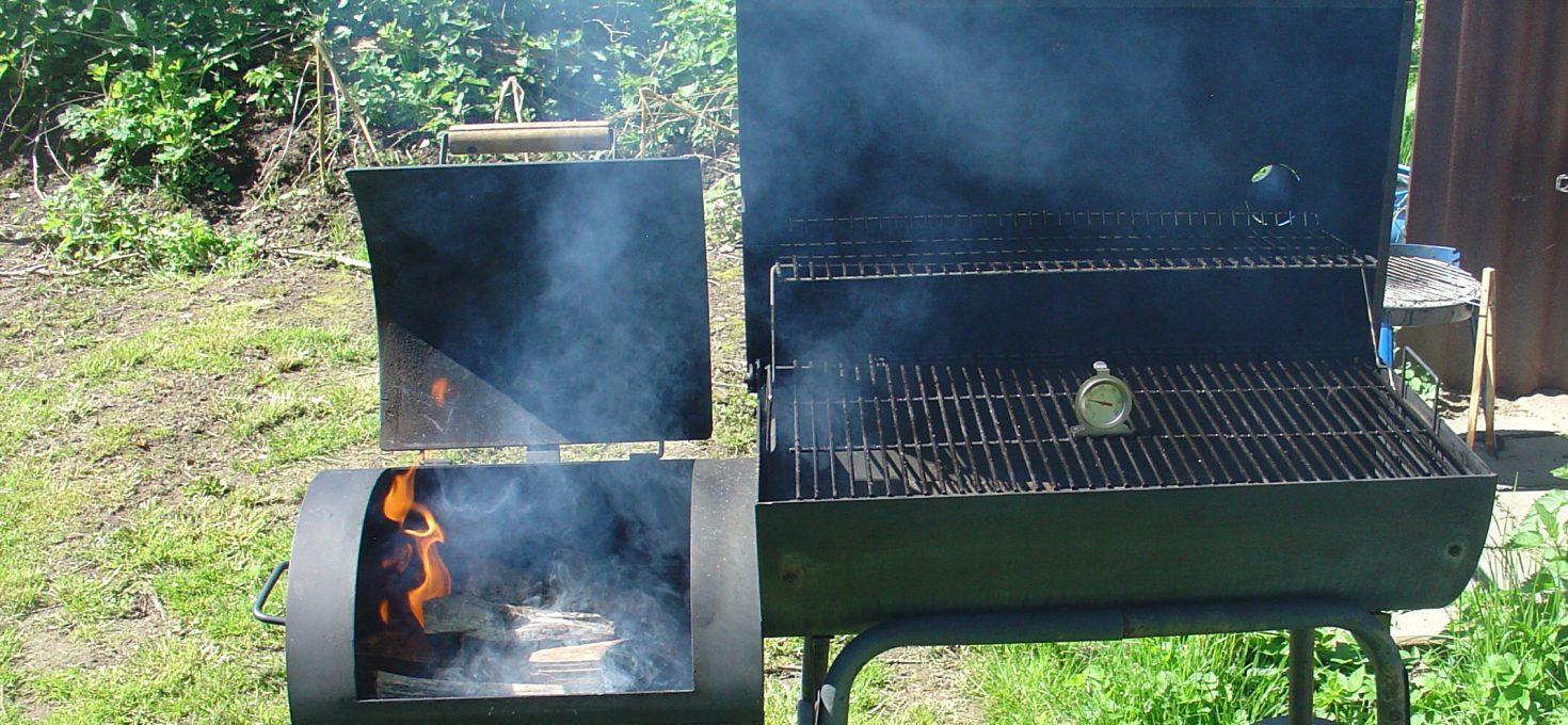 Grill & Smoker Fibel